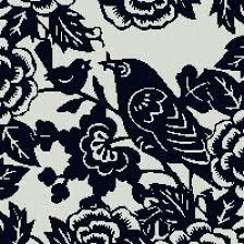схемы вышивки крестом черные